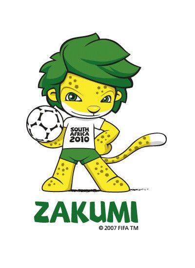 Sudáfrica Sakumi 2010