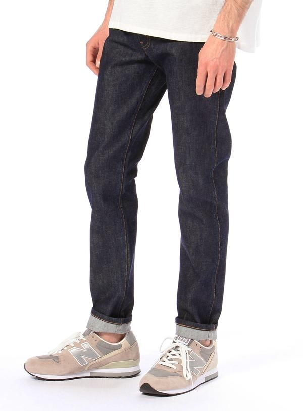 ce9e430efe9 LEVI'S VINTAGE CLOTHING-606 1960s/スキニー/リジッド/MADE IN THE USA ...