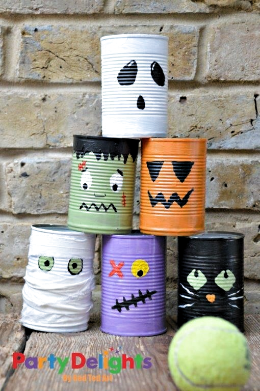 Halloween Party Games for Kids #halloween apartment