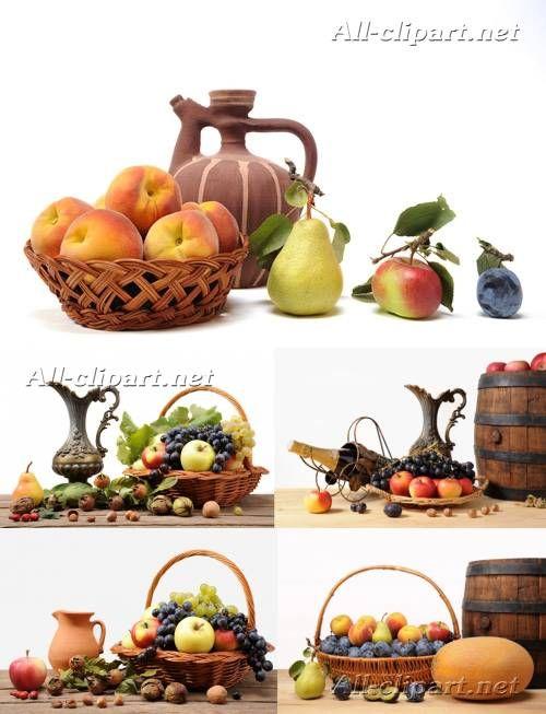 Корзины фруктов, подарочные корзины, корзина с фруктами PNG | HotPNG | 653x500
