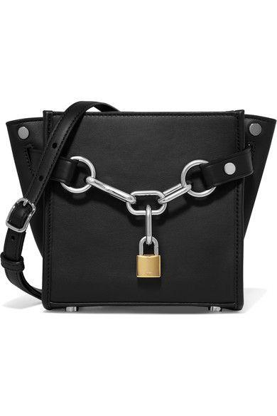 1d68fe1eb0 ALEXANDER WANG Attica Chain mini leather shoulder bag.  alexanderwang  bags   shoulder bags  leather