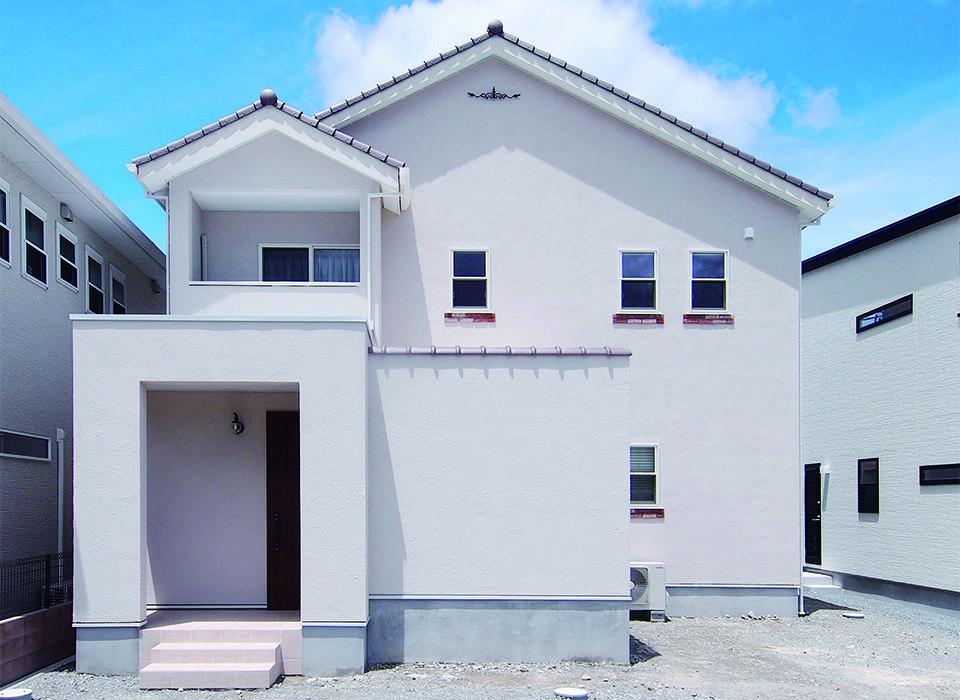 ナチュラルかわいい家 アレッタの施工例集 姫路 注文住宅 工務店