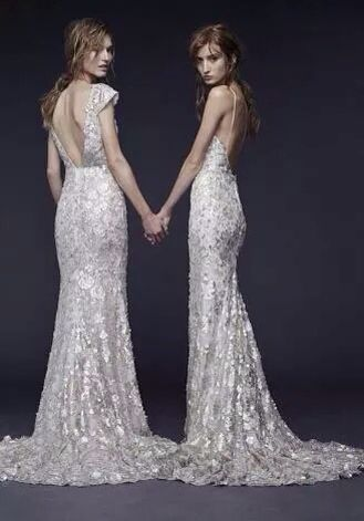 Vera wang wedding dress... Yes please!