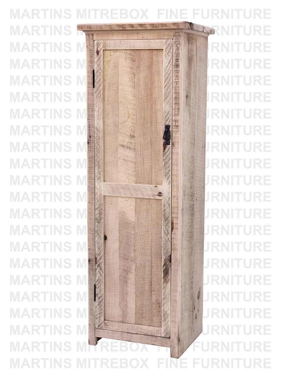 Martins Mitrebox Fine Furniture Pine Rustic Water Cooler Cabinet 16 D X 23