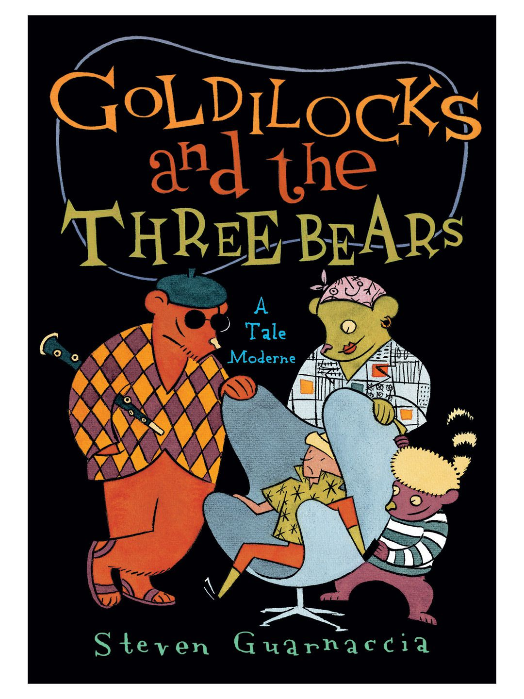 Goldilocks And The Three Bears Hardcover By Abrams At