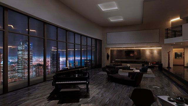 Best Take A Tour Of Christian Grey's Apartment Christian Grey 400 x 300