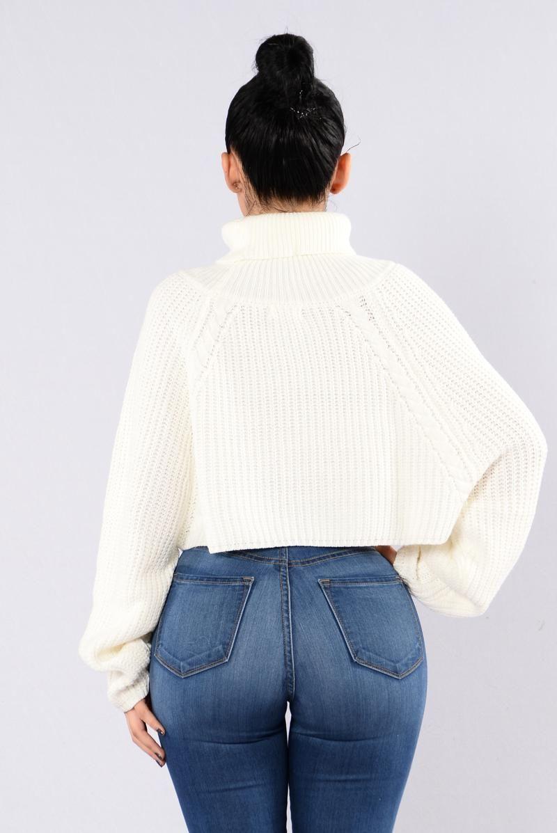 A Woman's Worth Sweater - Cream | Fashion Nova | Pinterest ...