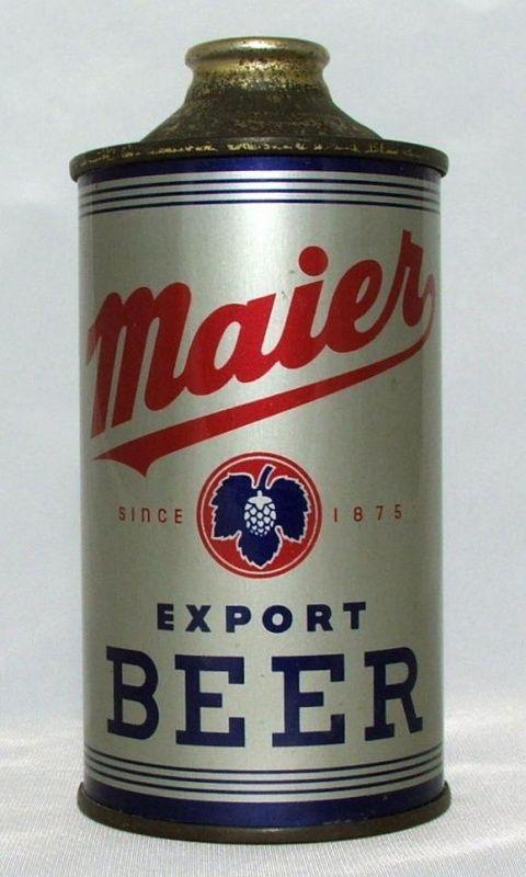 Maier Export - Steel Canvas