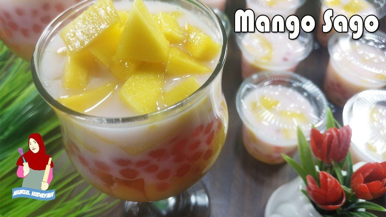 Resep Mango Sago Desert Ala Hongkong Yang Enak Simple Ide Jualan Kekinian Nurul Hidayah Resep Minuman Resep