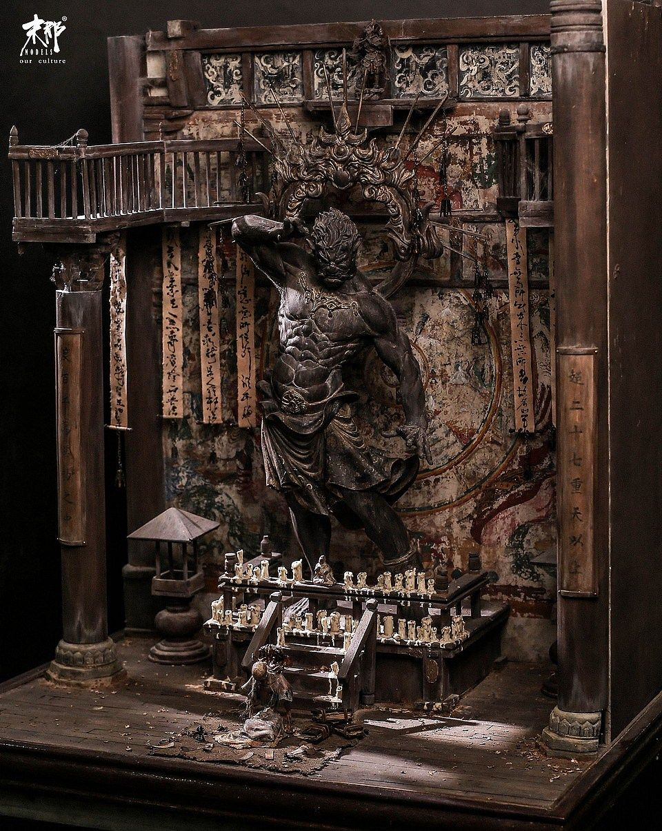 Diorama Examples New York