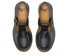 Photo of Dr martens polley smooth leather mary janes