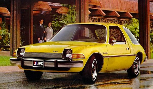 1985 Amc Pacer In Yellow Of Course American Motors Amc Retro Cars