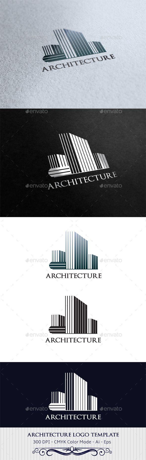 Architecture Logo Design Template Vector logotype
