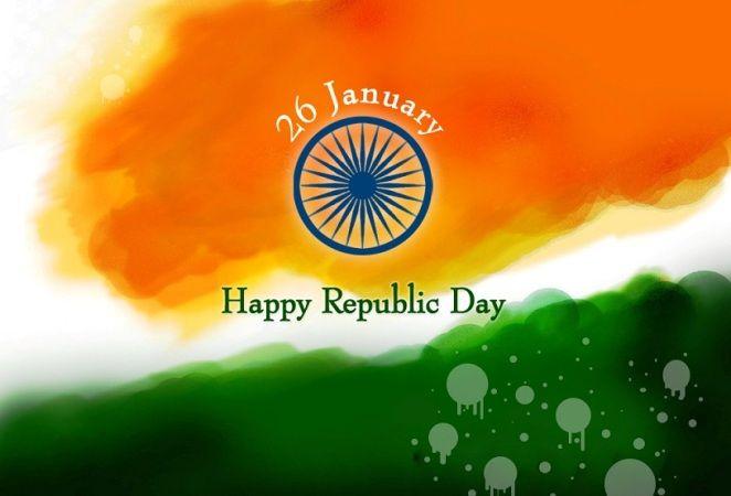 Happy Republic Day Of India 02 India The Golden Bird