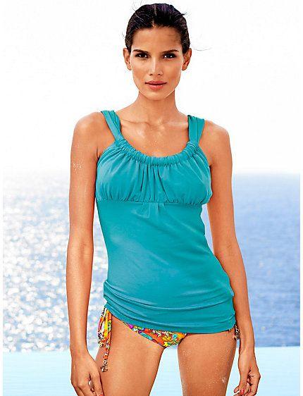 Heine - Shirttop türkis im Heine Online-Shop kaufen  Artikel-Nr: 080144R