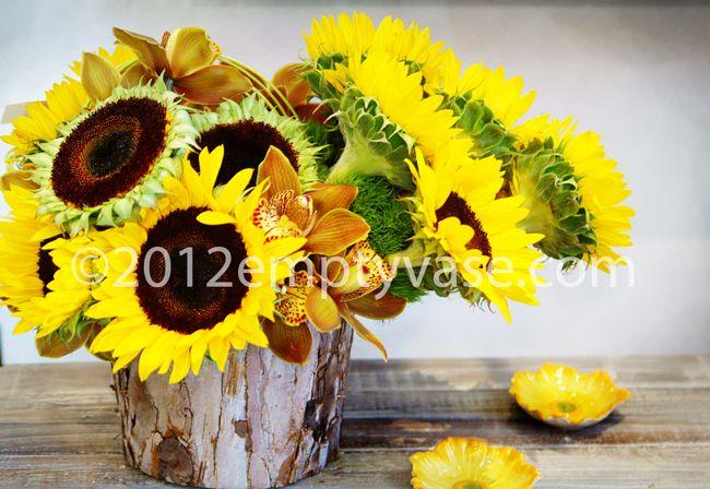 Empty Vase Florist Of Los Angeles Garden Tablescapes Pinterest