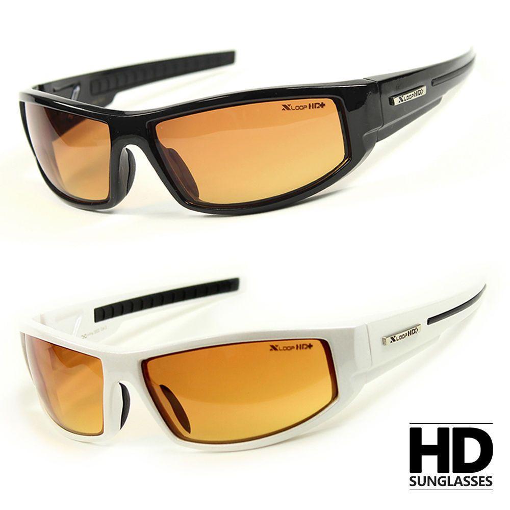 SPORT AVIATOR HD POLARIZED DRIVING VISION SUNGLASSES HIGH DEFINITION GLASSES