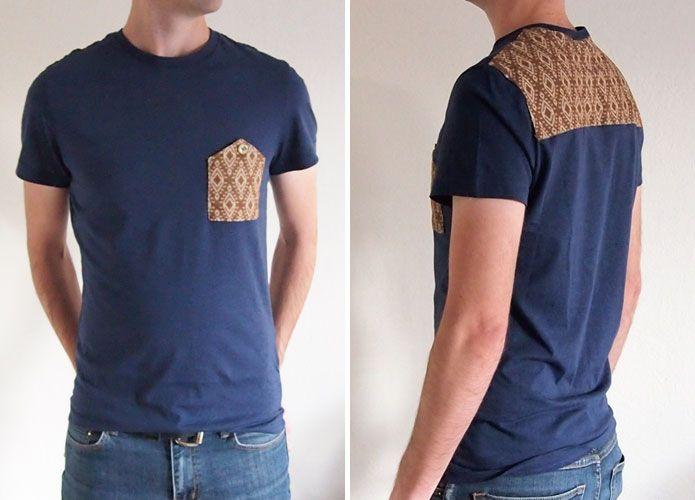 Resultado de imagem para diy clothes men