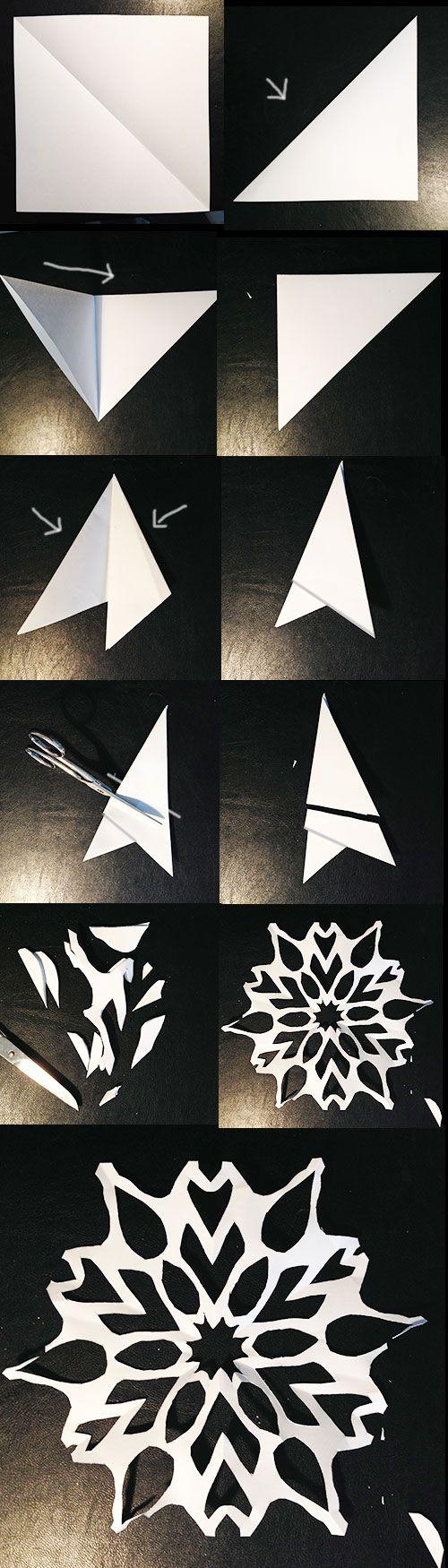 schneeflocken ballerina aus papier weihnachtszeit designblog papier basteln basteln. Black Bedroom Furniture Sets. Home Design Ideas
