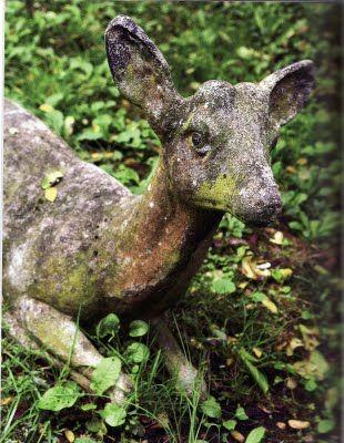 Garden Deer.