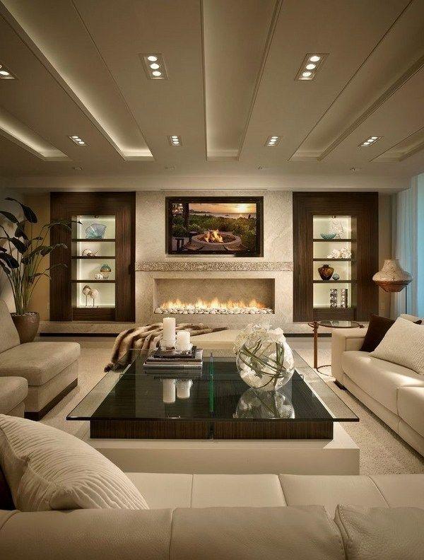 21 Fresh Modern Living Room Designs  Modern Living Rooms Modern Delectable Modern Design For Living Room Design Decoration