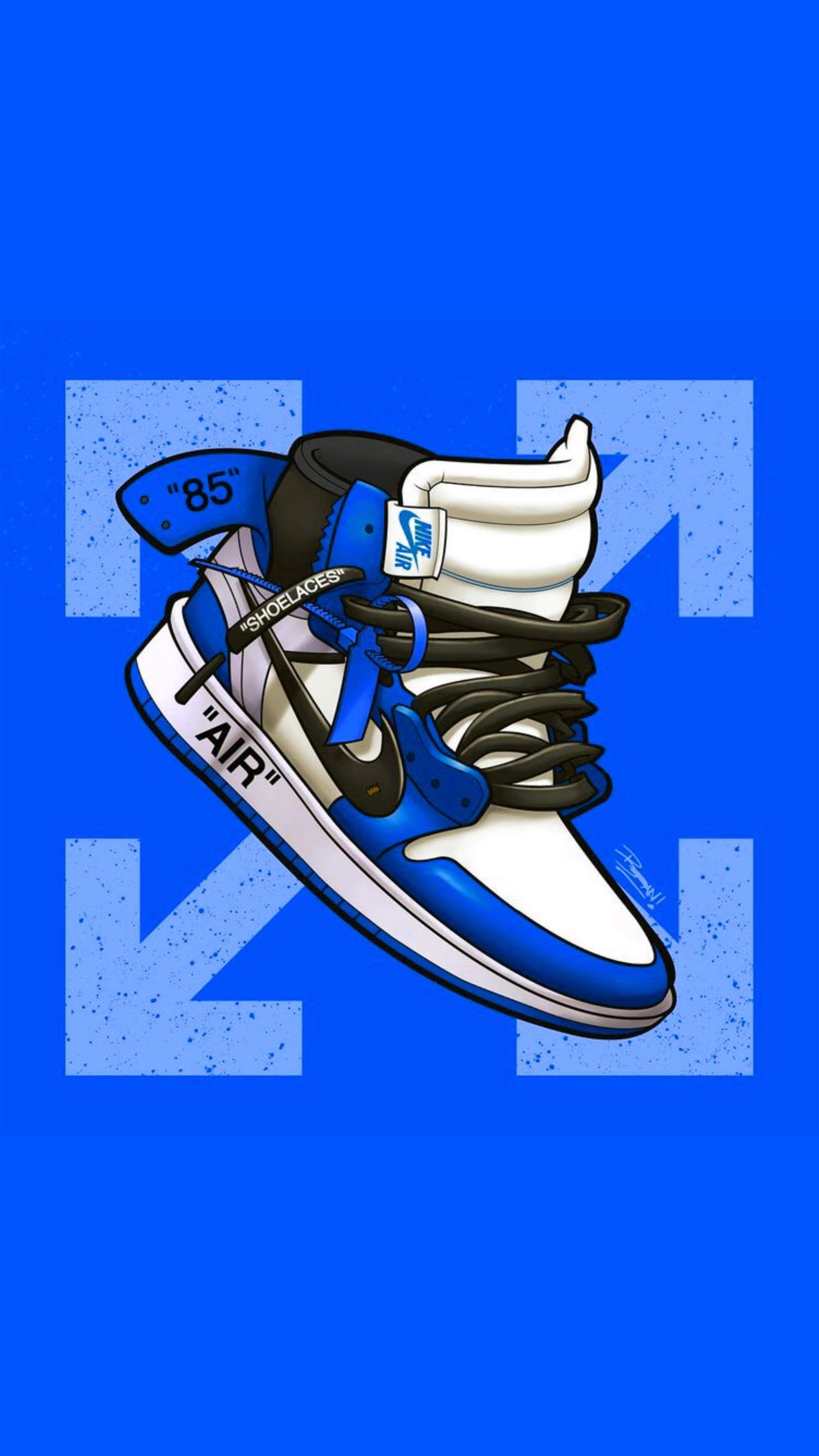 Pin By Alex On Shoe Wallpapers Sneakers Wallpaper Jordan Logo Wallpaper Nike Art