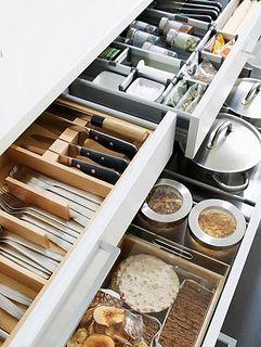 Drawer Organization Ikea Kitchen Organization Kitchen Drawer