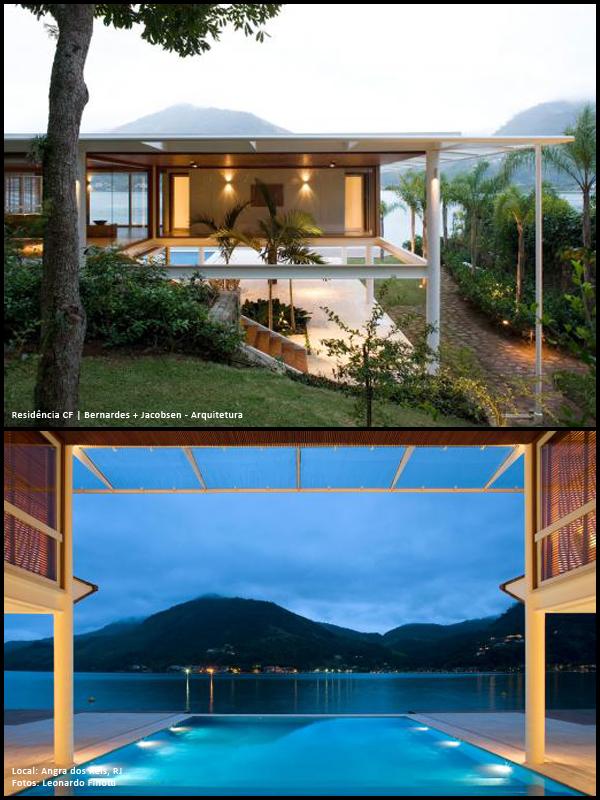Residência CF   Bernardes + Jacobsen - Arquitetura.