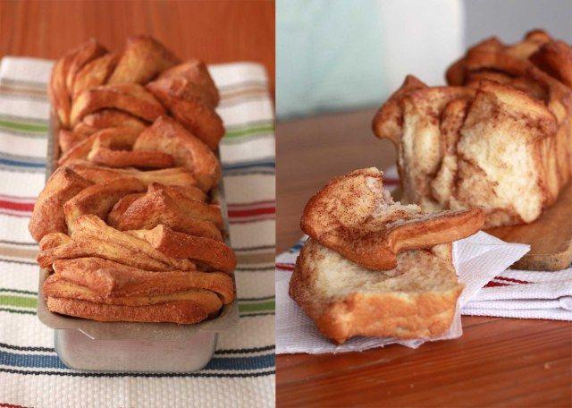 pão folhado