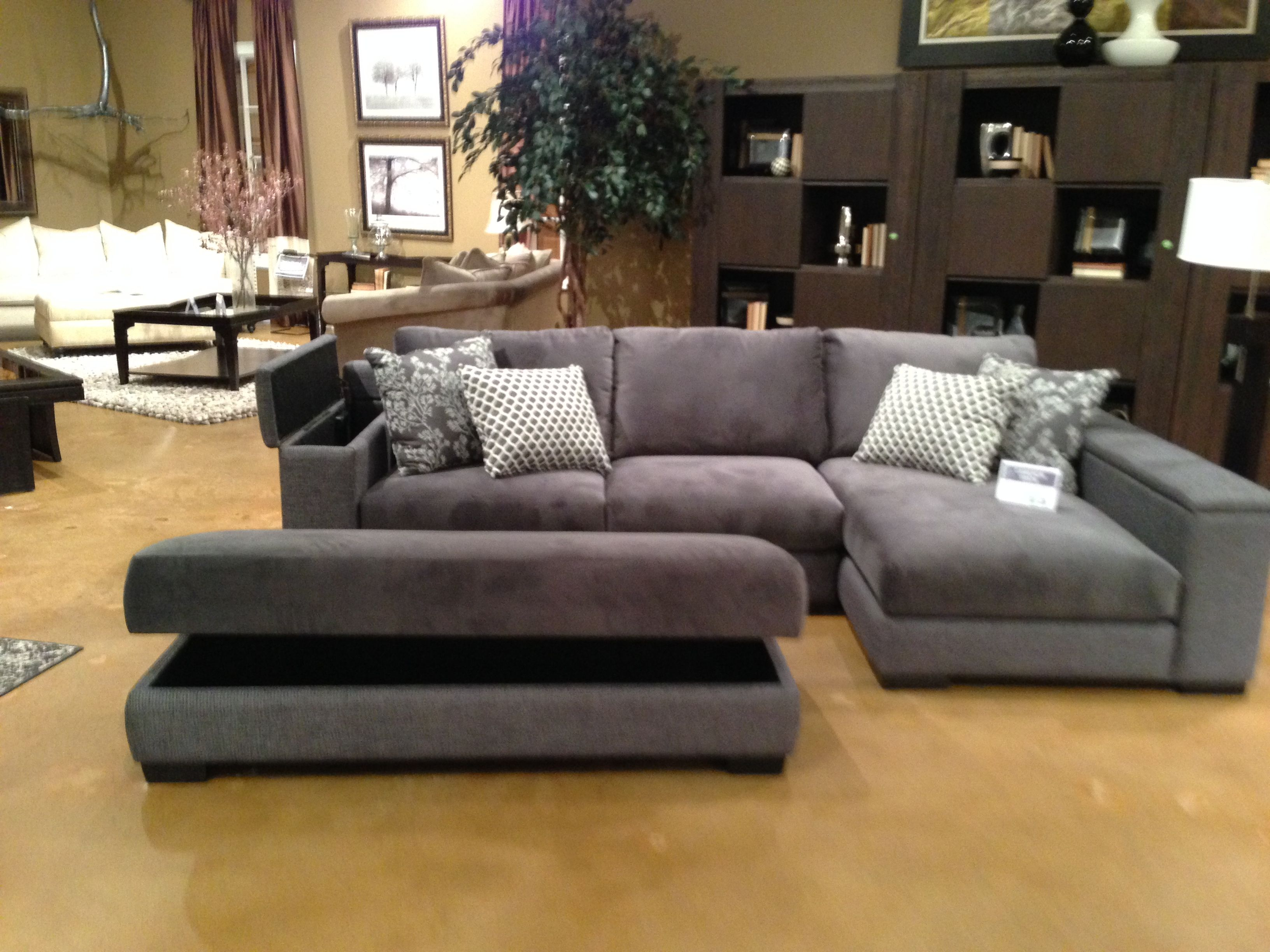 Spring 2014 Trend Grey Furniture Fairmont Designs Sectional Sofa High Point Market Look Out For It At H Furniture Design Grey Furniture Fairmont Designs