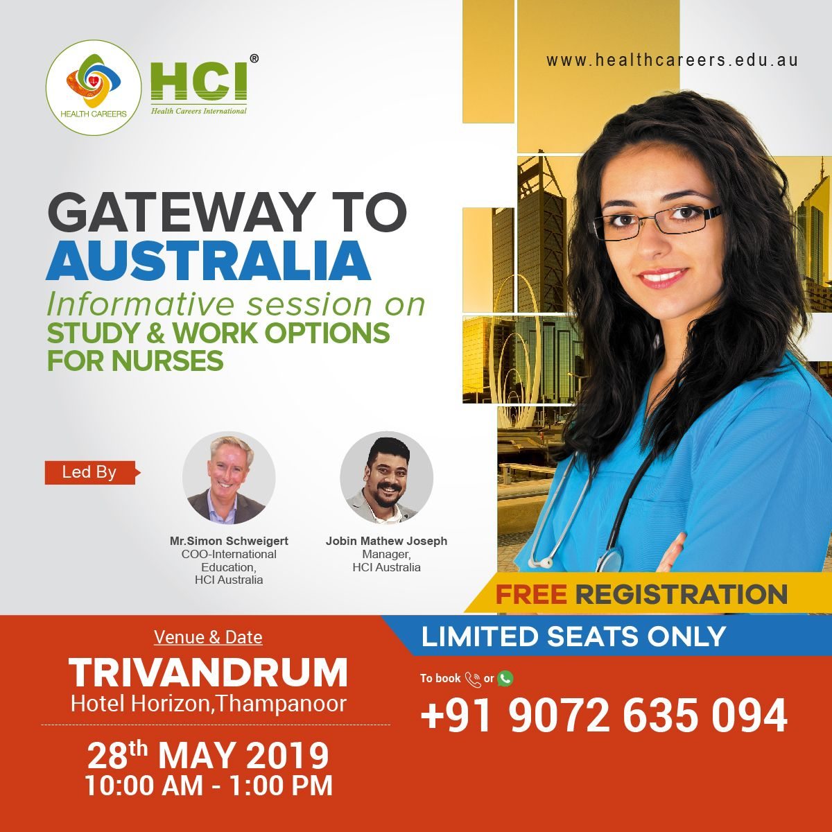 Launch Your Dream Career in Australian Healthcare