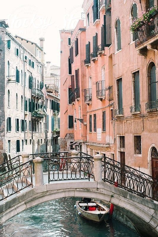 Venice , Italy  shared by Lucian on We Heart It