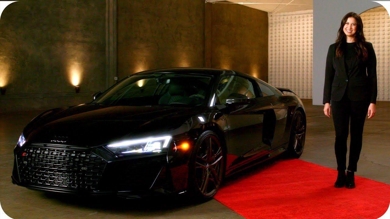 Win a Rare 2020 Audi R8 V10 Decennium + 20,000 // Omaze