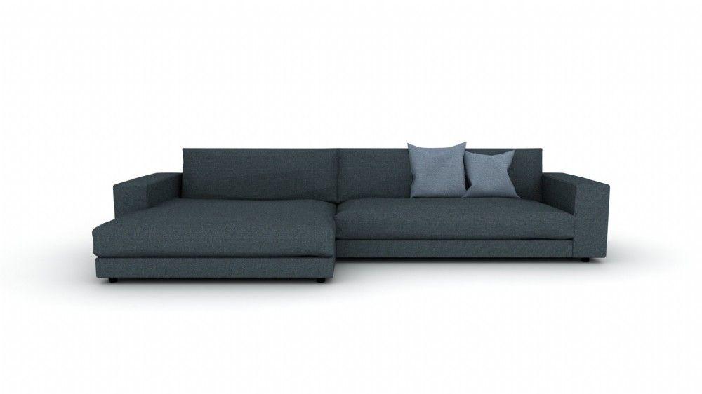 Unassigned Hansen L Shape Sofa Lhf Chaise L Shaped Sofa Sofa Contemporary Furniture