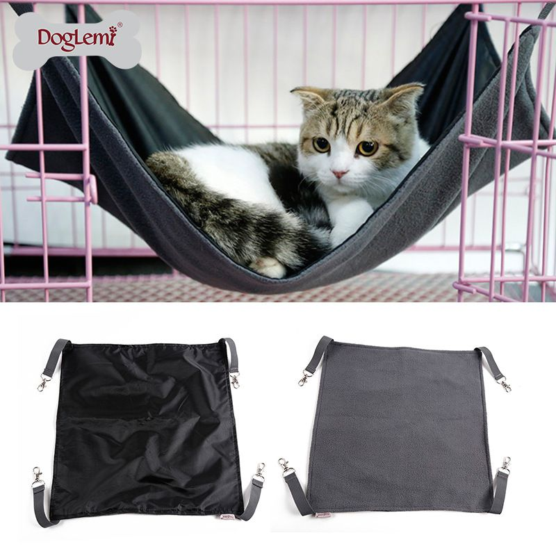 reversible waterproof cat hammock pet hammock ferret cat cage oxford rat summer   winter soft cat reversible waterproof cat hammock pet hammock ferret cat cage      rh   pinterest