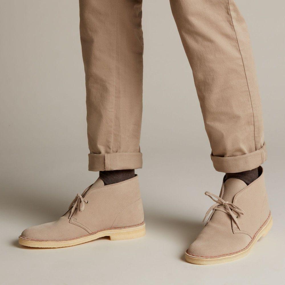 Clarks desert boot, Mens desert boots