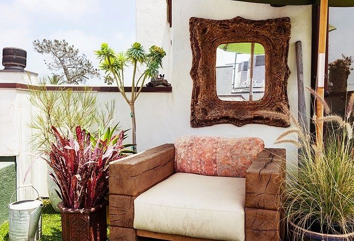 POT OF STUFF: Home Proud: Erin Wasson's new house