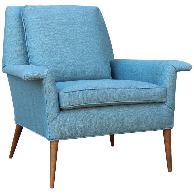 Lounge Chair By Paul Mccobb W W Furniture Chair