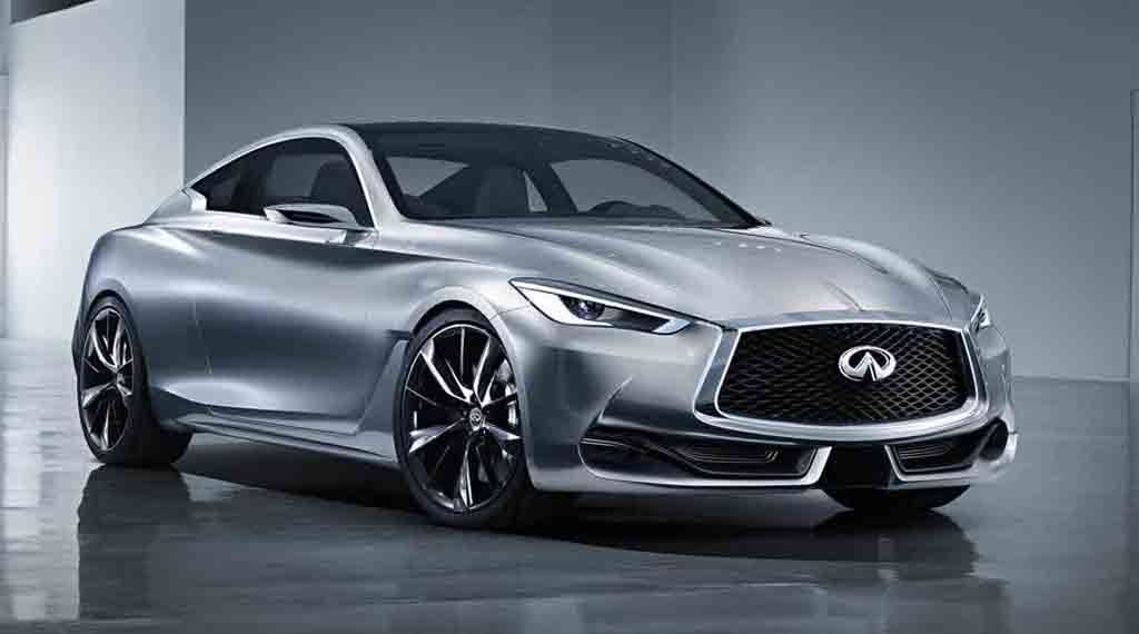 2019 Infiniti Q60 Is A Coupe Model Car Released By Leading Japanese