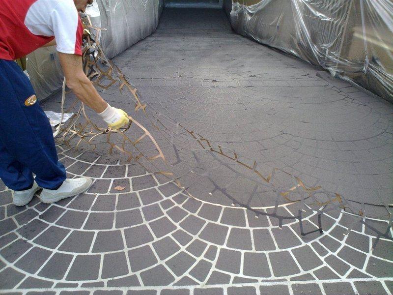 Vernice per pavimenti cemento esterni vernice per mattoni