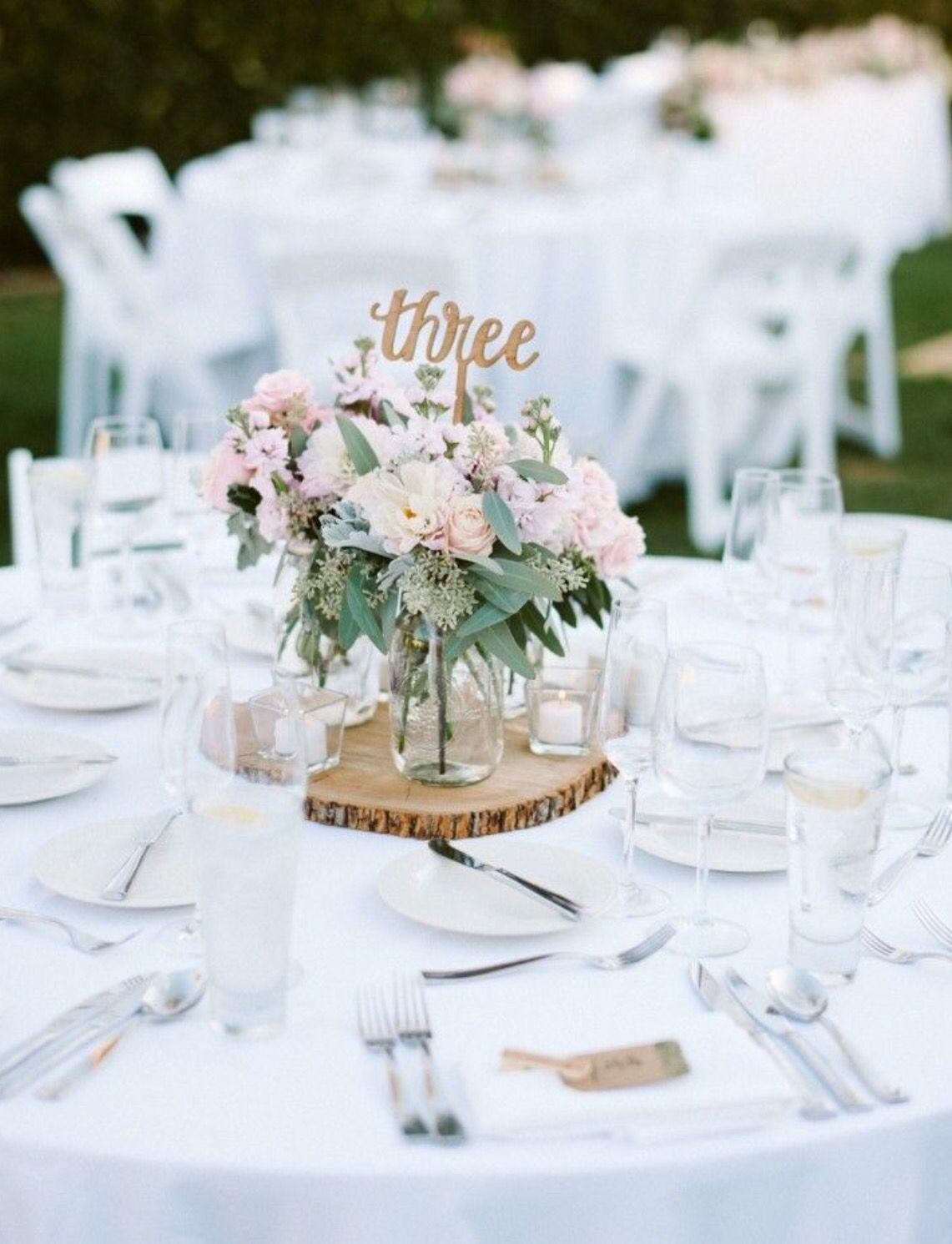 Diy flower decorations wedding  Centerpiece inspiration  Diy brides  Pinterest  Centerpieces