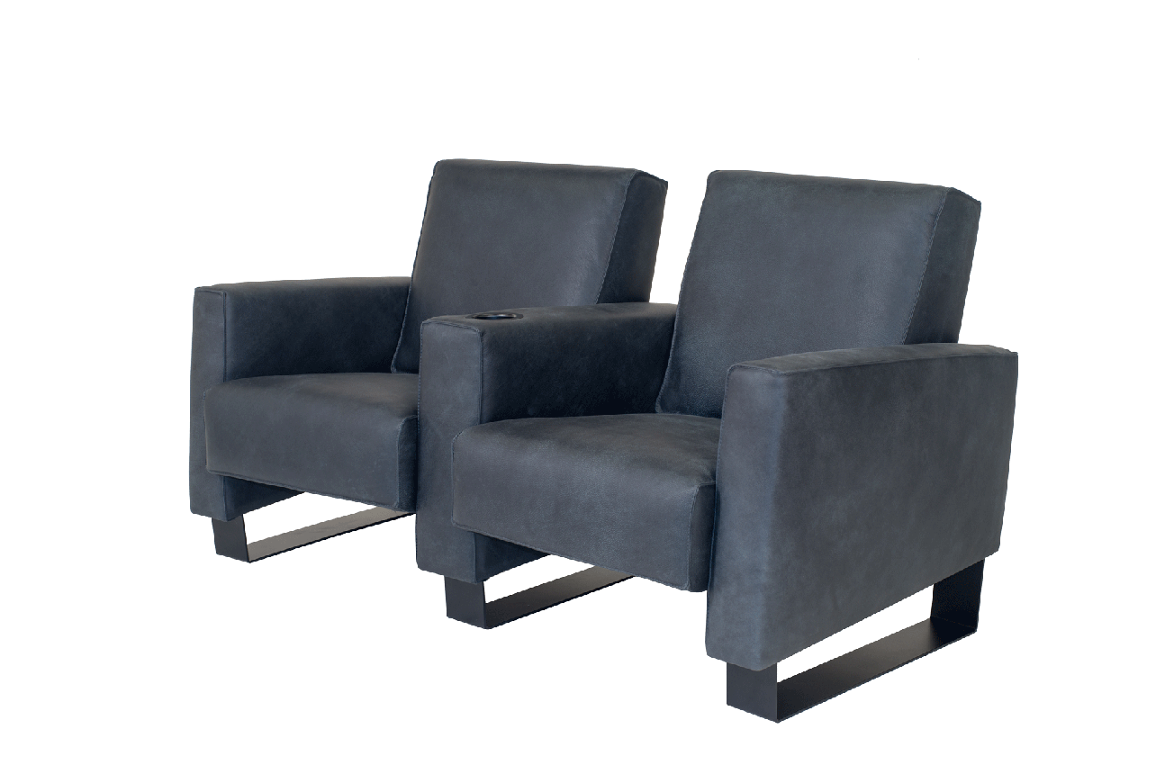 The Hughes cinema chair is perfect for the ultimate home cinema comfort. Available from IQ  sc 1 st  Pinterest & The Hughes cinema chair is perfect for the ultimate home cinema ...