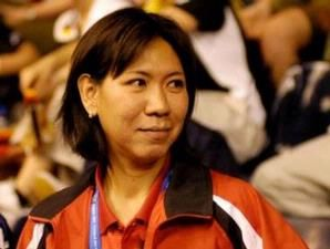 Susi Susanti A Retired Indonesian Badminton Player Badminton Atlet
