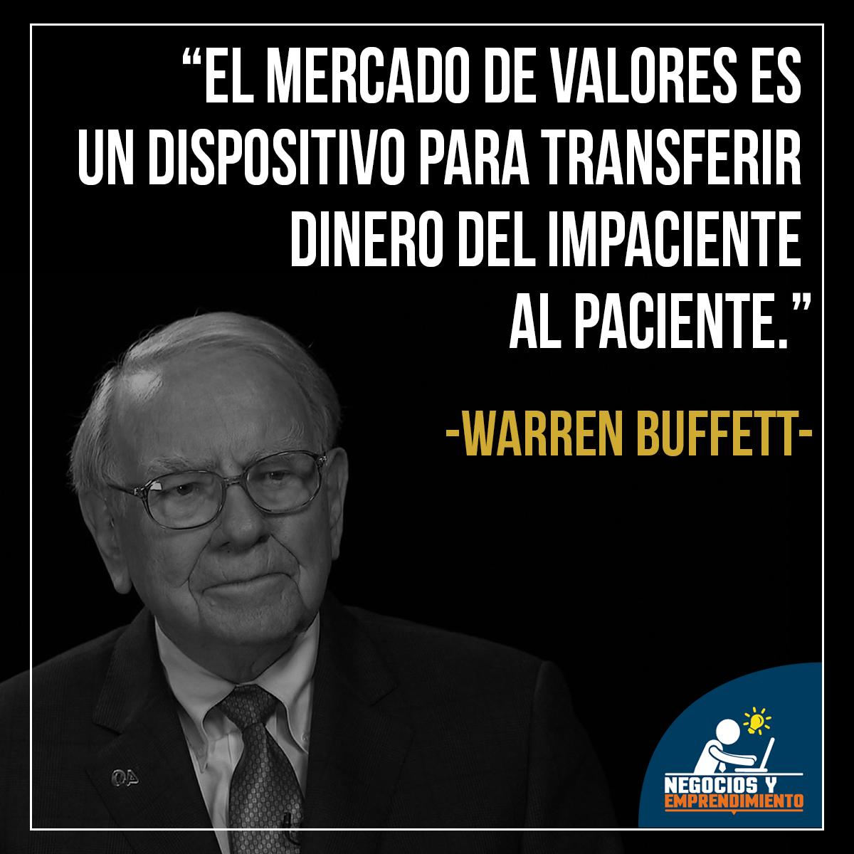 El Mercado De Valores Es Un Dispositivo Para Transferir