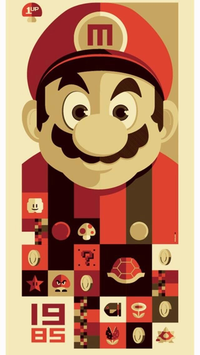 Mario Wallpaper Geek Pinterest Video Game Art Game Art And Art