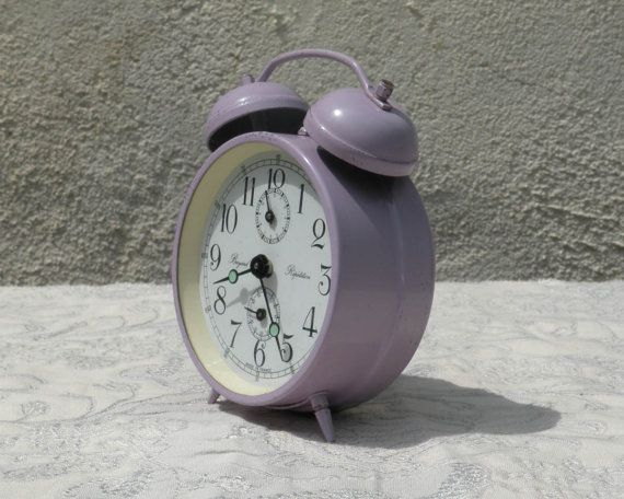 Your Place To Buy And Sell All Things Handmade Vintage Alarm