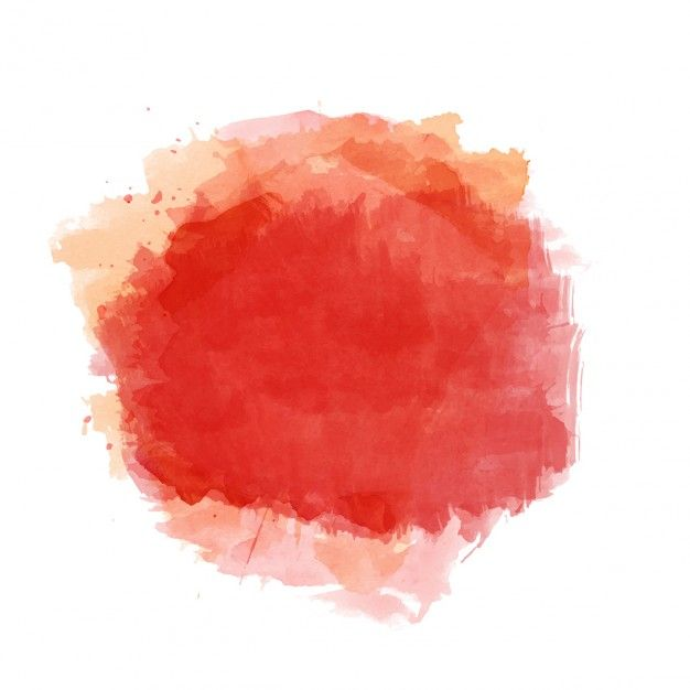 Download Background With Red Watercolor Stain For Free In 2020