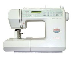 Janome Memory Craft 3000 My Husband Blessed Me With This Machine