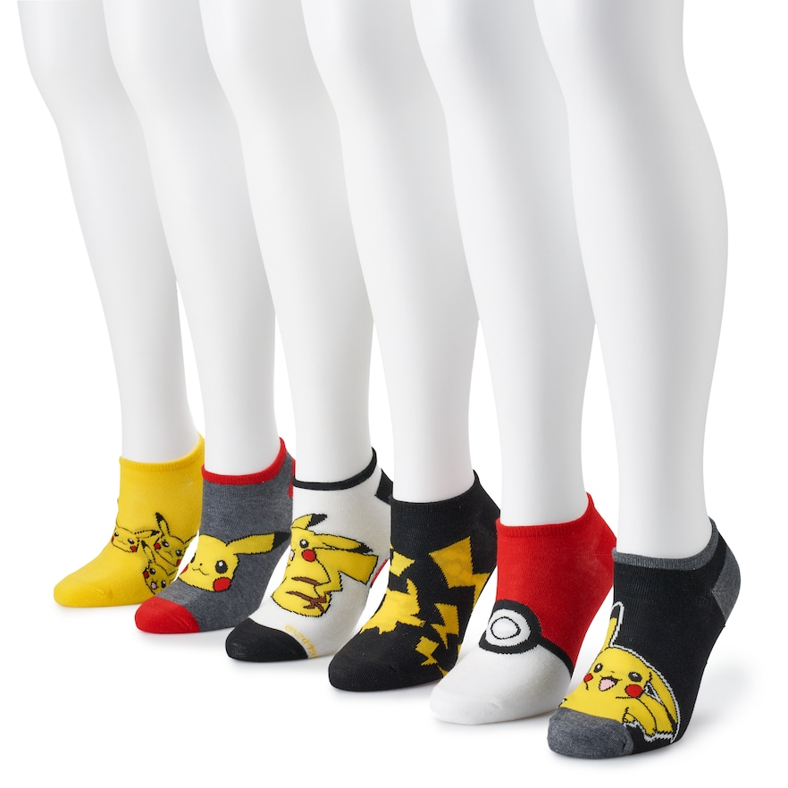 Bendy And The Ink Machine No-Show Socks 5 Pair