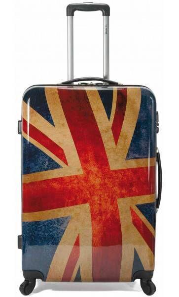 5cc62a270 Maleta Bandera Inglesa en www.maletasoriginales.com | Maletas de ...